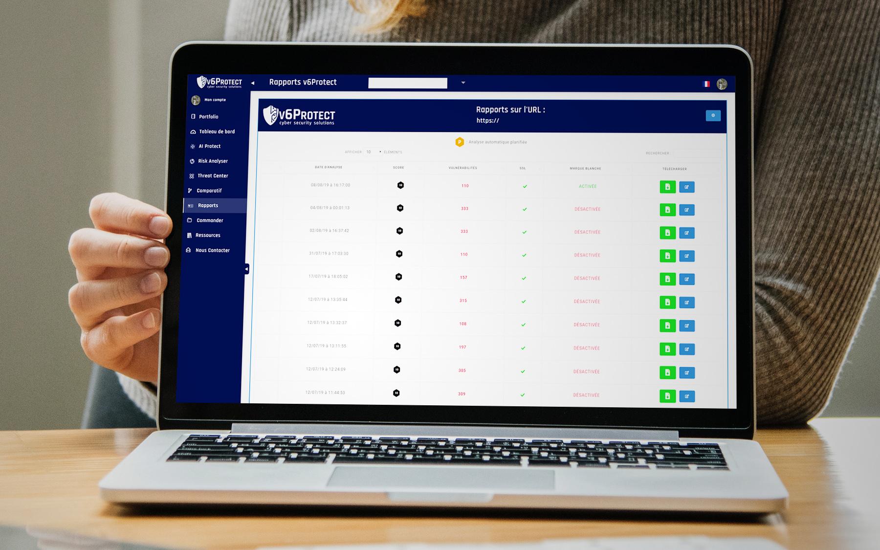 verification sécurite web