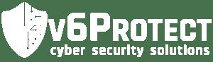 v6protect logo blanc